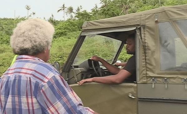 Les recherches de Samuele Ikasa à Futuna