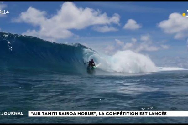 Air Tahiti Rairoa horue 2021 - page spéciale #2