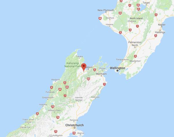Incendie NZ