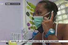 Vaccination à Huahine : les sportifs donnent l'exemple