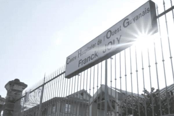 le CHOG (centre hospitalier de l'ouest guyanais)
