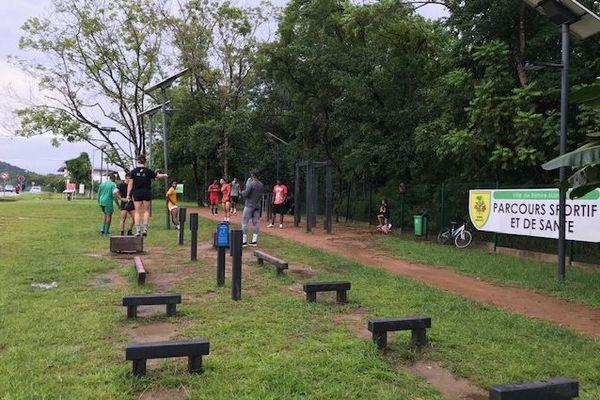 Activités sportives à Rémire-Montjoly