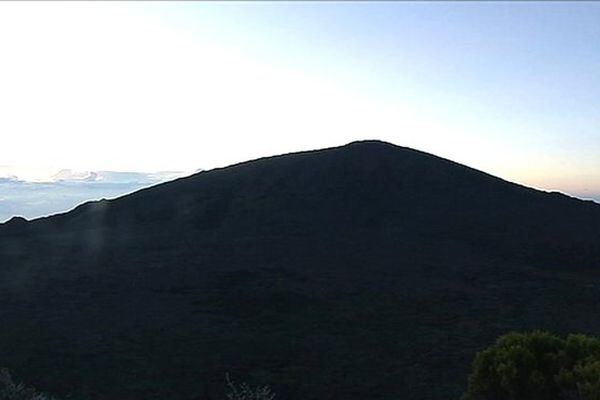 Volcan : Piton de la Fournaise