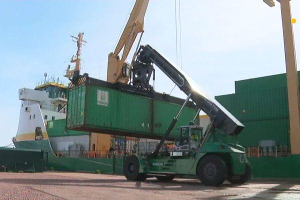 nolhanava transport maritime
