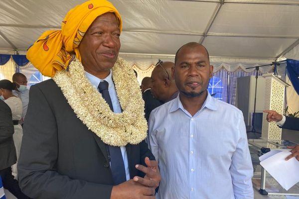 Fahardine Ahamada président élu du SMEAM