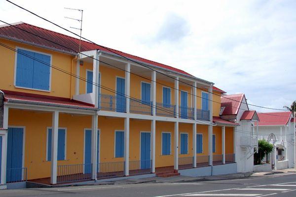 Ancienne gendarmerie de Basse-Terre