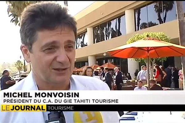 Nouveau logo et nouvelles ambitions pour le GIE Tahiti tourisme
