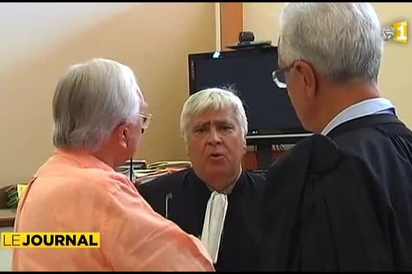 Semaine judiciaire chargée pour le Président Gaston Flosse