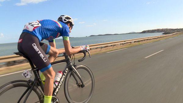 Tour cycliste 2019, échappée finale de Tarozzi