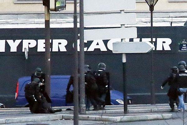 prise d'otage Vincennes