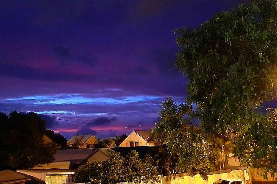 La Réunion : des averses sur l'Est, du soleil sur l'Ouest - Réunion la 1ère
