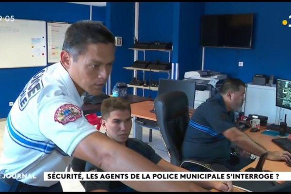 Les policiers de Papeete choqués par l'assassinat de leurs collègues parisiens