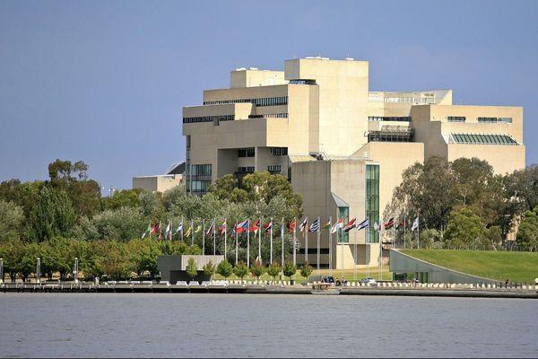 Haute cour d'Australie à Canberra, creative commons