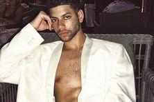 Le jeune et talentueux styliste martiniquais Gregory Assad.