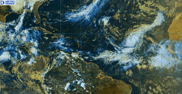 Météo France Irma