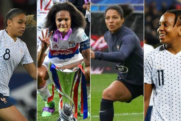 ultramarines sélectionnées pour la coupe du monde de foot féminin 2019
