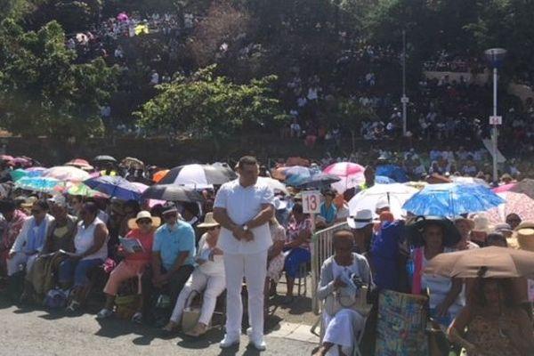Des milliers de fidèles sont réunis à Saint-Leu pour la fête de la Salette.