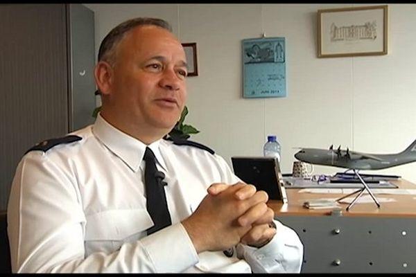 Pascal Valentin, un général réunionnais aux commandes de l'EATC !
