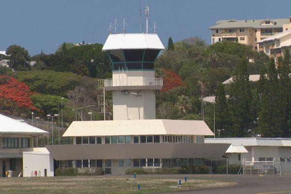 Tour de contrôle de l'aérodrome de Magenta