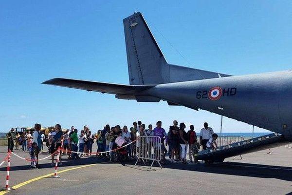 Portes ouvertes base aérienne 181 Sainte-Marie 061018