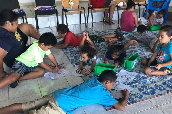 Atelier dessin pour les enfants