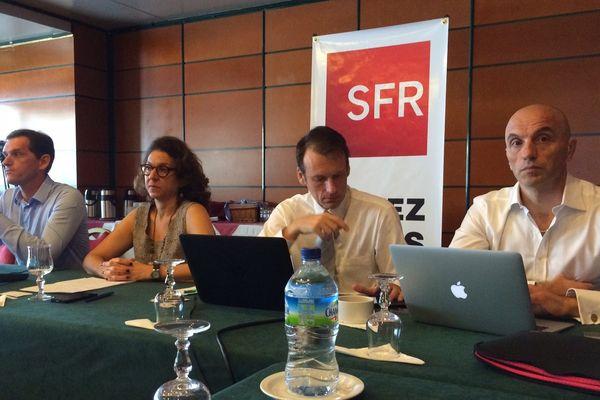 SFR aux Antilles-Guyane