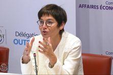Annick Girardin, ministre de la Mer, était auditionnée par la Délégation sénatoriale aux Outre-mer jeudi 21 octobre 2021.
