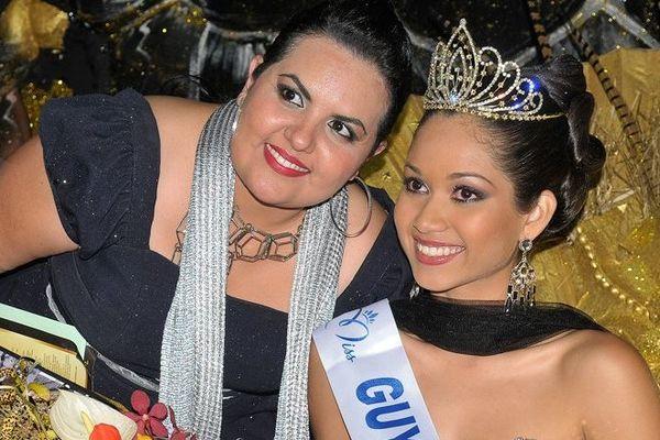 Valéria Coelho Maciel et Andressa Duvigneau