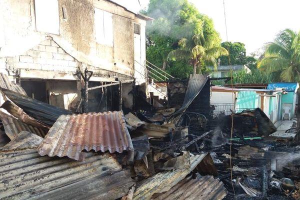 Incendie à Boiripeaux 2
