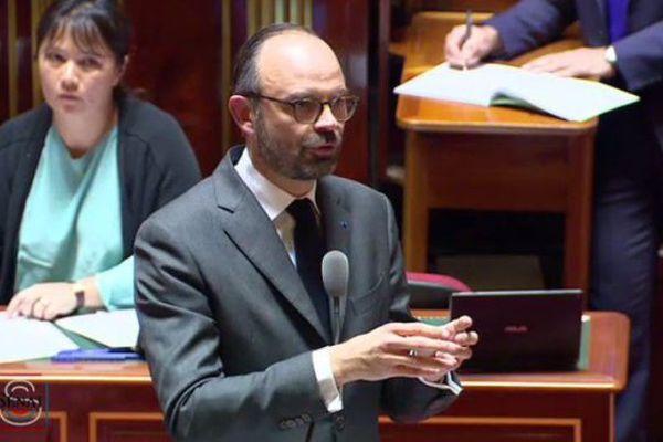 Edouard Philippe crise Mayotte