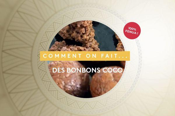 Comment on fait... des bonbons coco ?