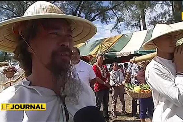 L'arrivée des premiers Chinois : une célébration pour les 150 ans
