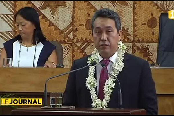 Première session budgétaire pour Marcel Tuihani