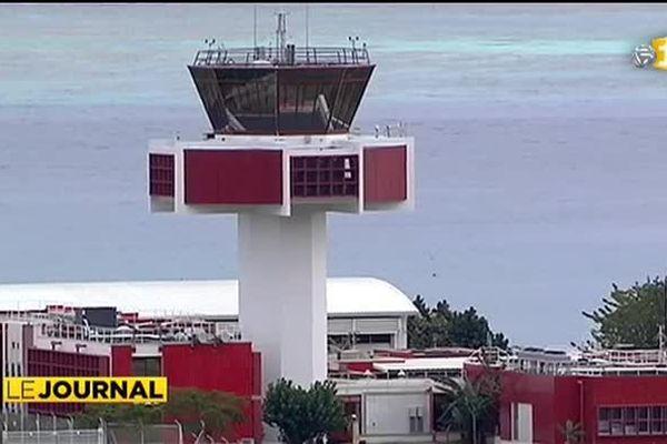 Le gouvernement Flosse veut obtenir la gestion de l'aéroport international de Tahiti