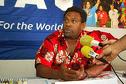 Edmond Bowen, le président de la Fédération Calédonienne de Football est dans le viseur de la FIFA