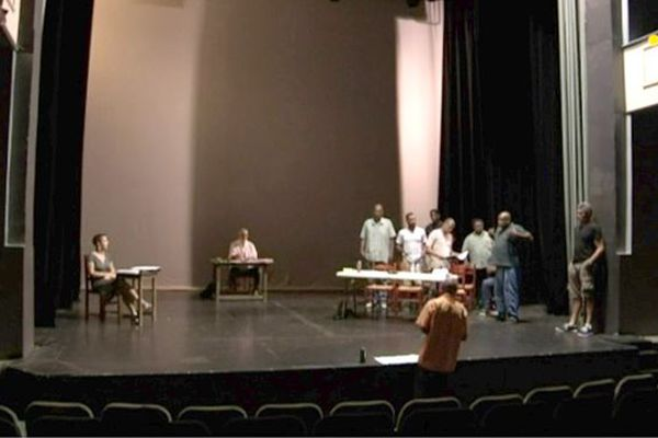 Théâtre : l'impossible procès