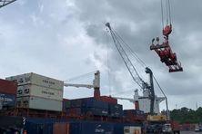 Le port de Longoni, un atout pour la France et l'Europe, non loin des gisements de gaz du Mozambique.