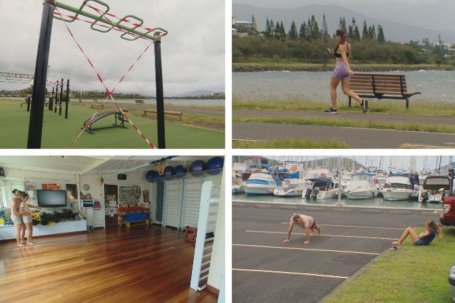 Comment concilier sport et confinement ? - Nouvelle-Calédonie la 1ère