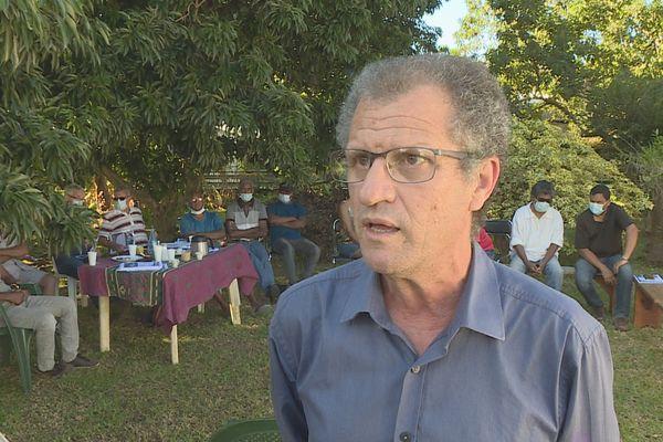 Jean-Yves Payet candidat régionales lutte ouvrière
