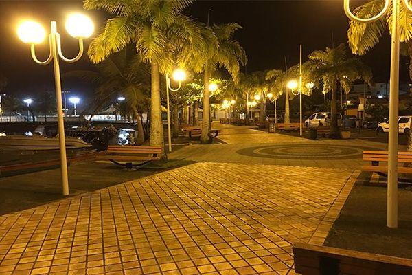Martinique nocturne