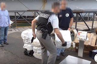 Drogue : saisie de 223 kg de cocaïne