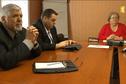Le conseil des élus demande une consultation au Président de la République sur le statut