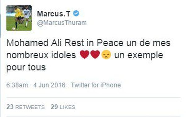 Tweet Marcus Thuram