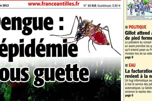 Une presse outre-mer