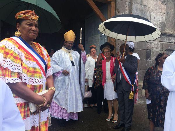 Commémoration à Saint-Pierre