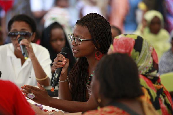 Radio village Pamandzi 2011
