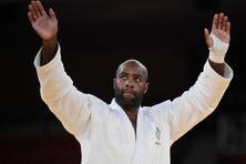 Teddy Riner a remporté sa quatrième médaille olympique et repart de Tokyo avec le bronze en judo + 100 kg.