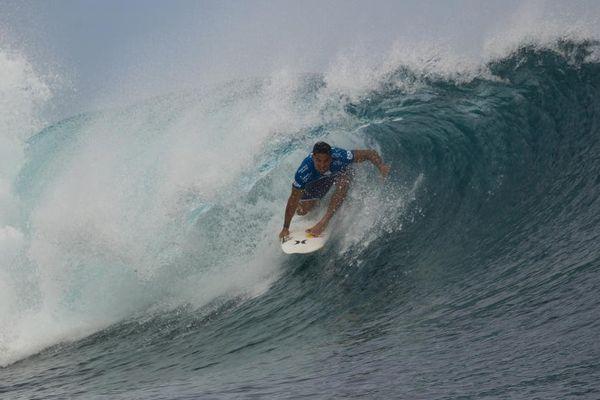 Fidji Pro : Michel Bourez n'ira pas en finale