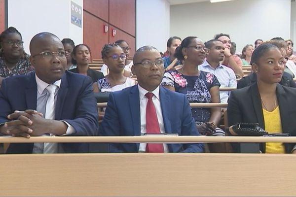 Les doctorants de l'Université des Antilles