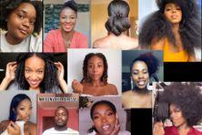 La beauté afro s'affiche sur les réseaux sociaux